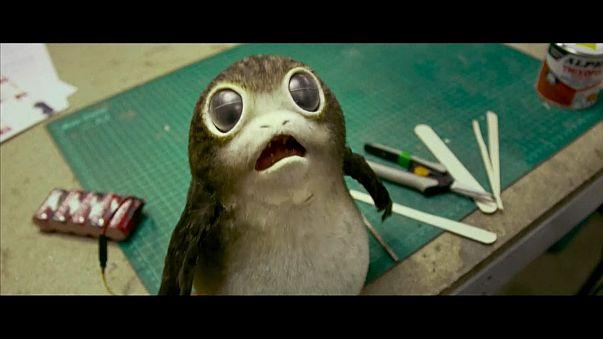 Star Wars: The Last Jedi'ın yeni görüntüleri merak uyandırdı