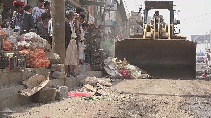 El Yemen lucha para frenar la epidemia de cólera