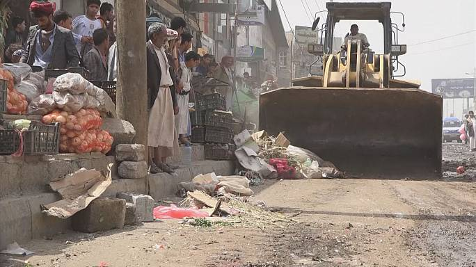 Йемен во власти голода и холеры