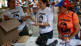 Venezuela: Gayriresmi referandumda halkın yüzde 95'i Maduro karştı oy kullandı
