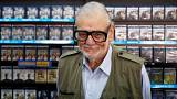 """Living Dead"" director George Romero dies"