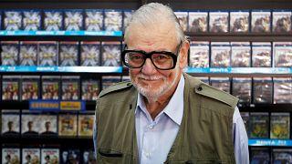 الموت يغيب جورج روميرو مبتكر أفلام الموتى الاحياء