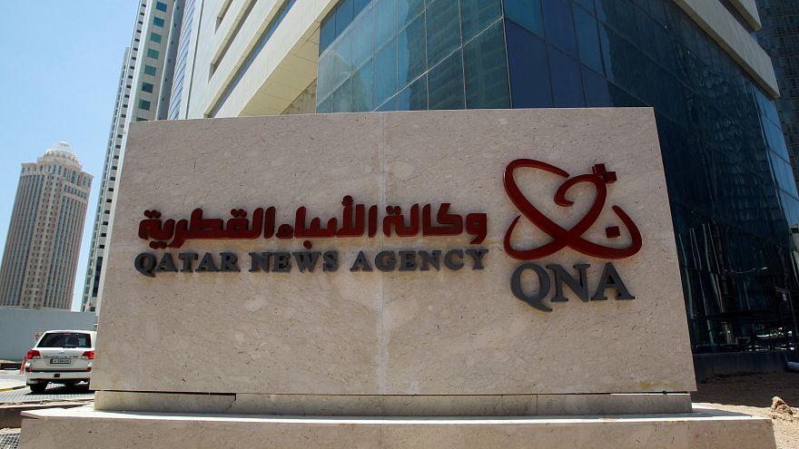 Az Egyesült Arab Emírségek hekkelhette meg a katari hírügynökséget