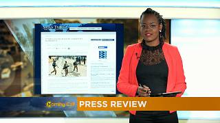 Press Review of July 17, 2017 [The Morning Call]