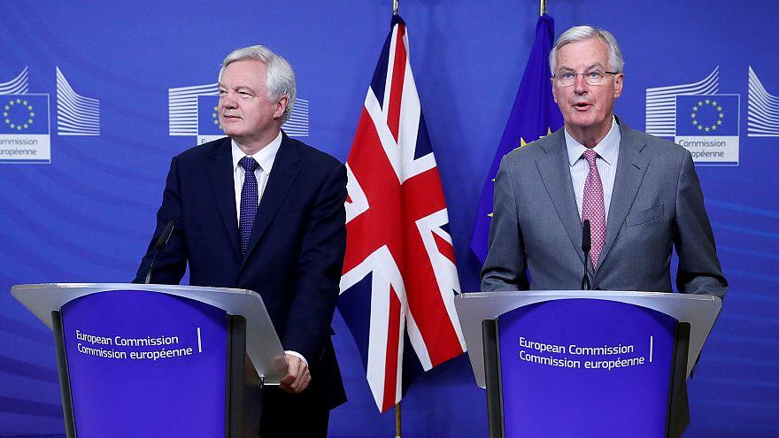Brexit görüşmelerinde ikinci tur başladı