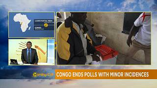 Congo ends polls with minor incidences [The Morning Call]
