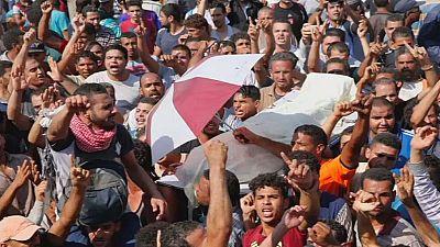 Egypte: un mort, des blessés lors d'un raid pour déloger des squatteurs
