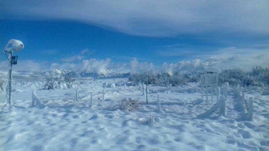 Ola de frío en Argentina: Bariloche bate su propio récord de temperaturas