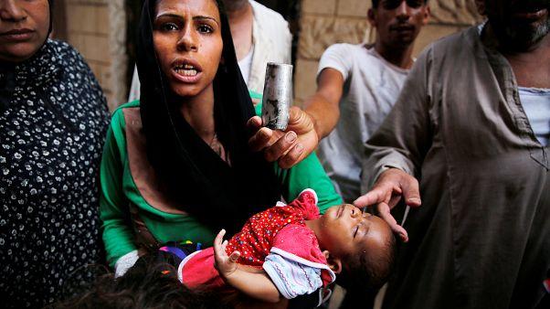 أهالي الوراق يشيعون ضحية الاشتباكات مع الأمن وسط حالة من الغضب