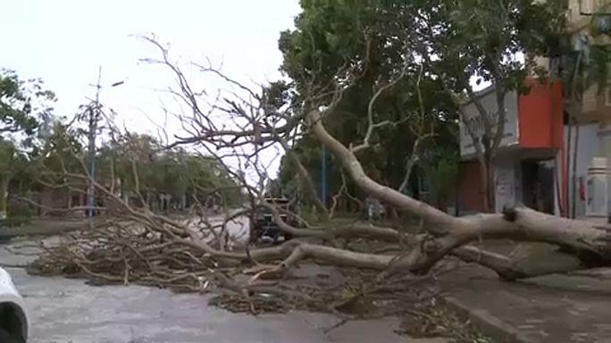 Un quatrième typhon au Vietnam