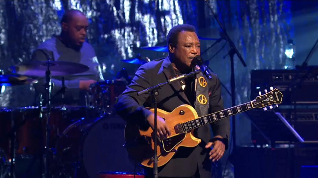 George Benson at the Montreux Jazz Festival