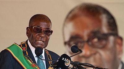 Après un séjour médical à Singapour, Robert Mugabe est rentré au Zimbabwe