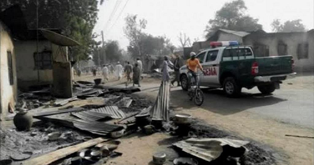 Female Suicide Bomber Kills Eight In Nigeria's Maiduguri