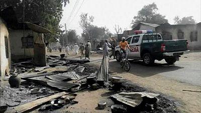Female suicide bomber kills eight in Nigeria's Maiduguri: police