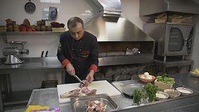 Tutorial: how to make the traditional Azeri dish Dolma