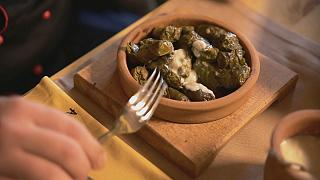 "O ""dolma"" do Azerbaijão"