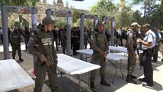 التدابير الأمنية الجديدة في القدس تثير غضب الفلسطينيين