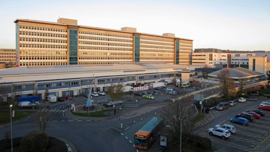 Welsh hospital staff fined 77K euros for unpaid parking tickets