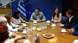 Αλέξης Τσίπρας: «H πιο σημαντική είδηση της περιόδου είναι η σταθερή μείωση των ποσοστών ανεργίας»