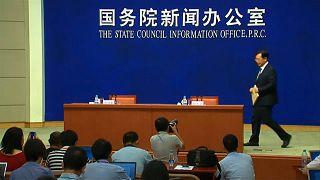 Cina, l'economia cresce più del previsto