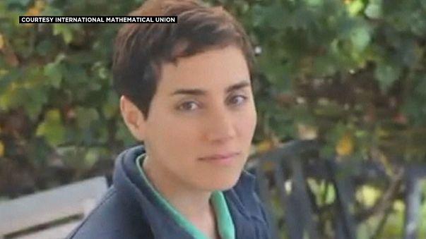Ohne Kopftuch: Tod von Mirzakhani bricht im Iran Tabus