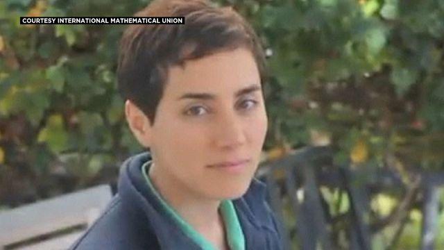 Tabukat döntöget az iráni matematikus nő, Máriám Mirzáháni halála