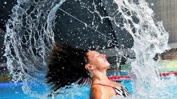 Budapest rendezheti a 2024-es rövidpályás úszó-világbajnokságot