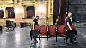Megkezdődött az Operház felújítása