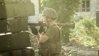 Украина: солдаты рвутся в бой