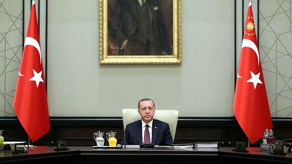 وضعیت اضطراری در ترکیه بار دیگر تمدید شد