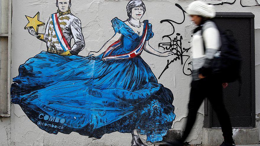 Image: Street art in Paris