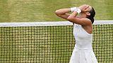 كرة المضرب: الإسبانية موغوروزا تثأر لنفسها من الشقيقة ويليامز في ويمبلدون