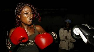 RD Congo : ces femmes qui veulent illuminer la boxe