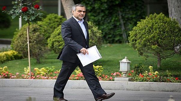 حسین فریدون، برادر رئیس جمهوری ایران با قید وثیقه آزاد شد
