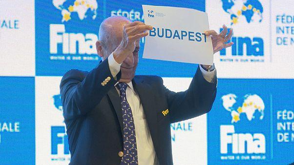 Budapest újabb vb-t rendez