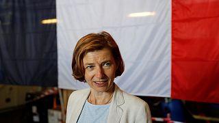 Η υπουργός Άμυνας της Γαλλίας στην Κύπρο