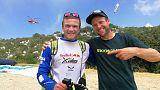 Red Bull X-Alps: vince Christian Maurer