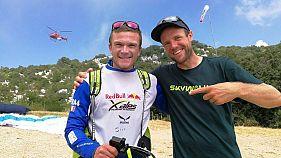 Red Bull X-Alps'de Christian Maurer 5. kez şampiyon oldu