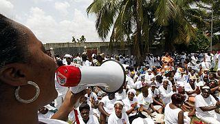 Côte d'Ivoire : plusieurs femmes manifestent contre la représentante pays de l'ONU Femmes