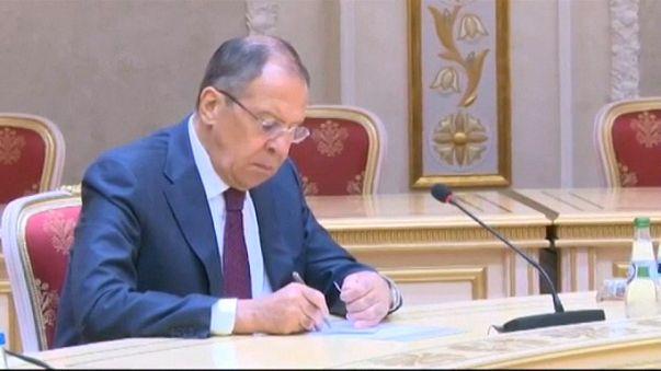 """Lavrov exige a EE. UU. la devolución de los bienes """"robados"""""""