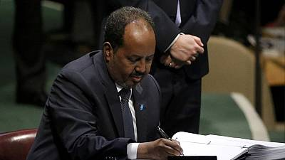 Ex-Somali president granted $40,000 monthly retirement income