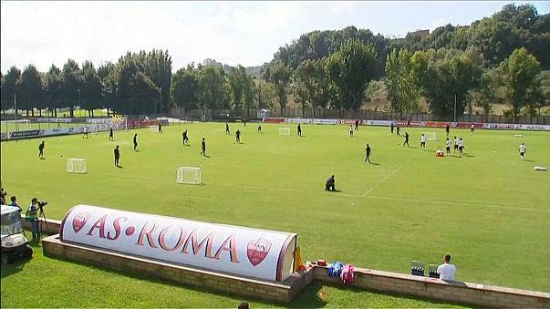 Yeşil sahalara veda eden Totti artık kulübünde yönetici