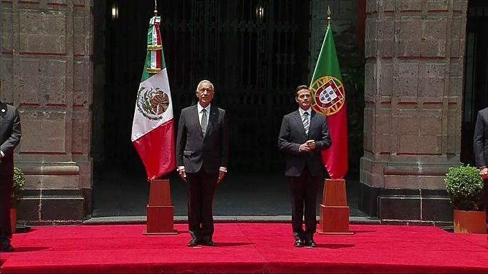 Marcelo estreita relações com aliado