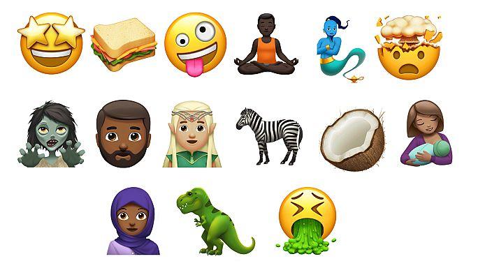 Apple lanza su nueva colección de emoticonos