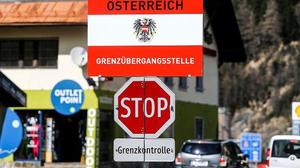 La question migratoire fait monter la pression entre Vienne et Rome