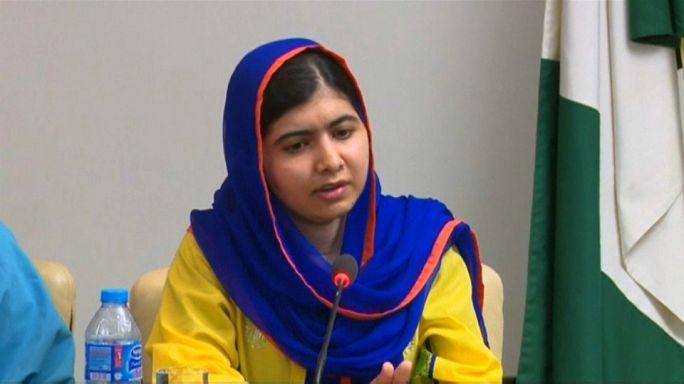 """Malala : """"il faut un plan d'urgence pour l'éducation au Nigeria"""""""