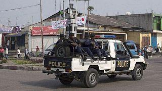 DR Congo's Kabila reshuffles police amid security crises