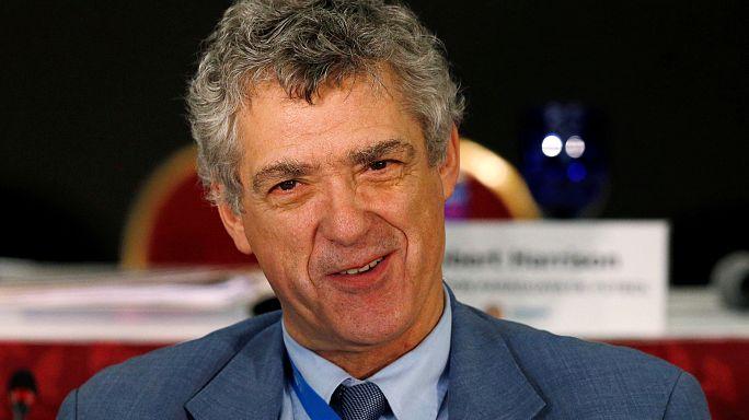 Őrizetbe vették a FIFA alelnökét