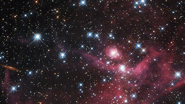 Mystery signals detected from neighbouring star