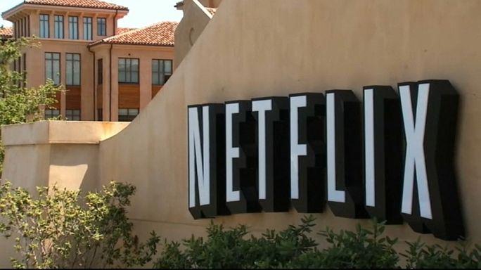 Netflix com crescimento acima das previsões